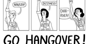 Captain Hangover