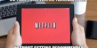 Incognito Netflix
