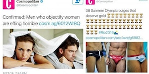Oh Cosmo…