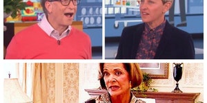 Bill Gates is Lucille Bluth