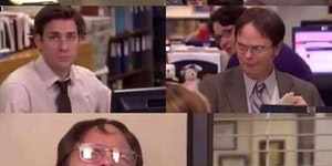 Dwight's best work.