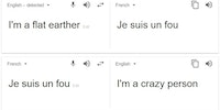 Google Translate gets it.