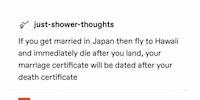 Corpse bride...