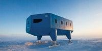 Antarctic research base