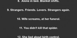 21 Scary Short Stories