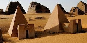 Sudan's Meroe Pyramids