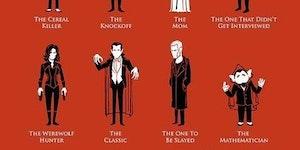 Various Vampires.