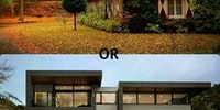 Which house would you choose?