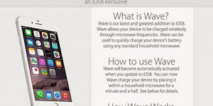 Apple users, meet Wave.
