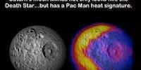 Saturn's Peculiar Moon