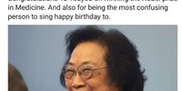 Happy birthday tu youyou.