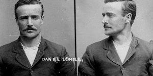 Ridiculously good looking NZ criminal.
