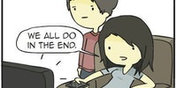 How to deal with people who spoil endings.