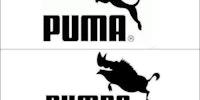 I wear Pumba.