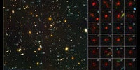 Distant Galaxies in the Hubble Ultra Deep Field
