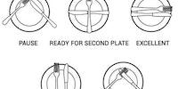 Clever utensils.