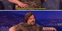 In a way, isn't Jack Black all of us?