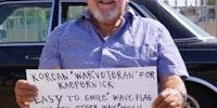 Korean War vet for Kaepornick