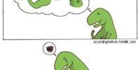T-Rex needs love too...