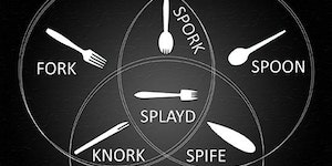A Grand Unification of Cutlery.