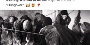 The Hangover, an origin story.