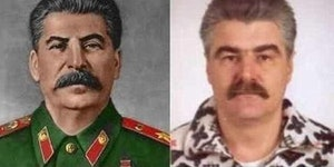 Stalin vs. My Father.