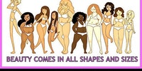 Beauty comes in all shapes and sizes.