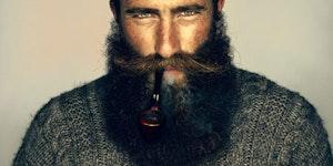 Wisdom of the beard.