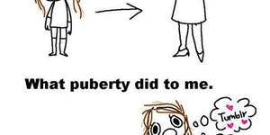 What Puberty Did To My Friends