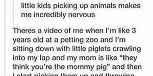 Kids and animals are often a bad combination.