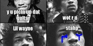 Lil Wayne... stop!