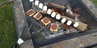 How to s'more.
