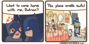 Catwoman problems