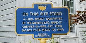 Seen in Woodstock, NY