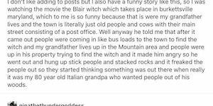 paranormal corns
