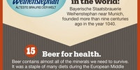 24 things you didn't know about beer.
