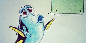 Dory speaks whale.