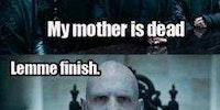 Yo Snape.