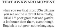 Grammar check.