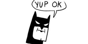 Oh Batman!