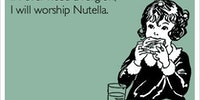 All hail Nutella.