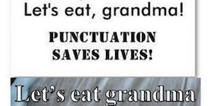 Let's eat grandma...