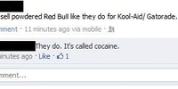 They should sell powdered Red Bull...