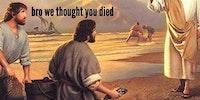 Jesus was a prankster
