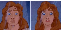 Gender bending with Disney.