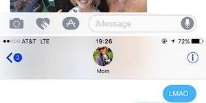 MOM NO.