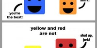 Color theory 101.