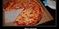 Pizza is complicated.