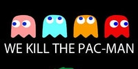 It's simple... We kill the Pac-Man!
