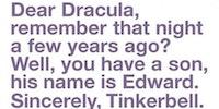 Dear Dracula,